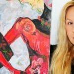 LONDRA. Mihaela Panaitescu, pictor contemporan si fashion designer: Publicul britanic are cultura artistica si admiratie pentru noutate