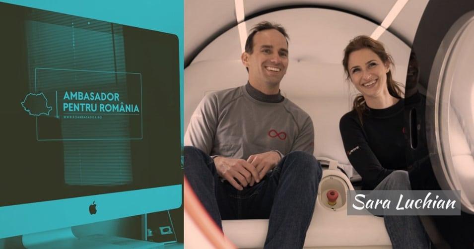 Conceptul Virgin Hyperloop a fost construit pe baza unei idei a fondatorului Tesla, Elon Musk.