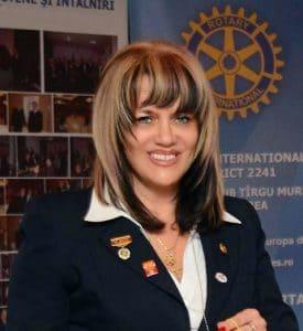 Martha M. Mocanu - Interviu cu prima femeie Guvernator al Rotary România-Republica Moldova