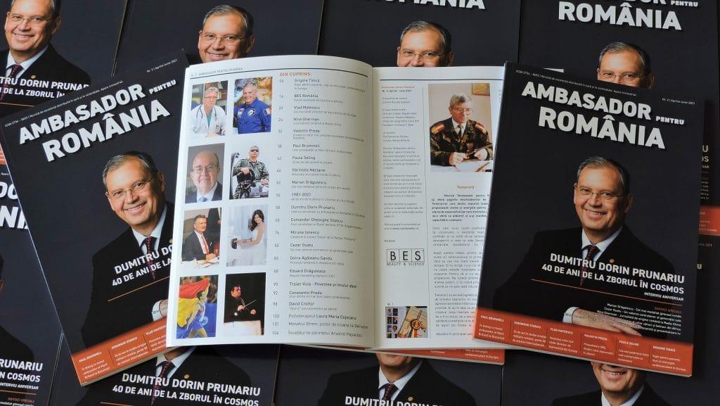 Revista Ambasador pentru România - Numărul 2