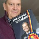 """Dumitru Dorin Prunariu, coperta """"Ambasador pentru România"""" la 40 de ani de la aniversarea """"zborului"""" său în Cosmos"""