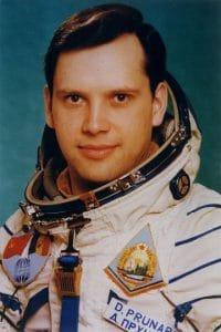 Prunariu, singurul român care a ajuns în Cosmos