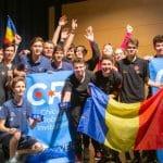 Echipa de robotică a României