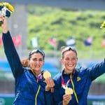 Romania a castigat aur si argint la canotaj la JO de la Tokyo