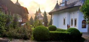 Mănăstirea Sihăstria din județul Neamț, un loc binecuvântat de Dumnezeu