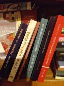 Cărțile scriitoarei Lili Crăciun