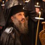 Părintele stareț Arsenie Popa de la Mănăstirea Sihăstria